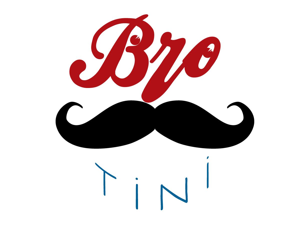 bro tini logo is mr pringle s hipster twin brother mediablender